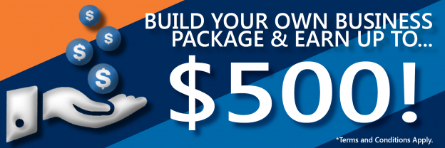 Build Your Own Business Package